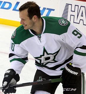 Jason Spezza ice hockey player