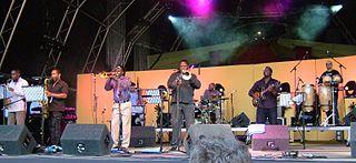 Jazz Jamaica band that plays jazz