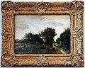 Jean-baptiste camille corot, il sentiero della fattoria - luzancy, 1865-70 ca.jpg