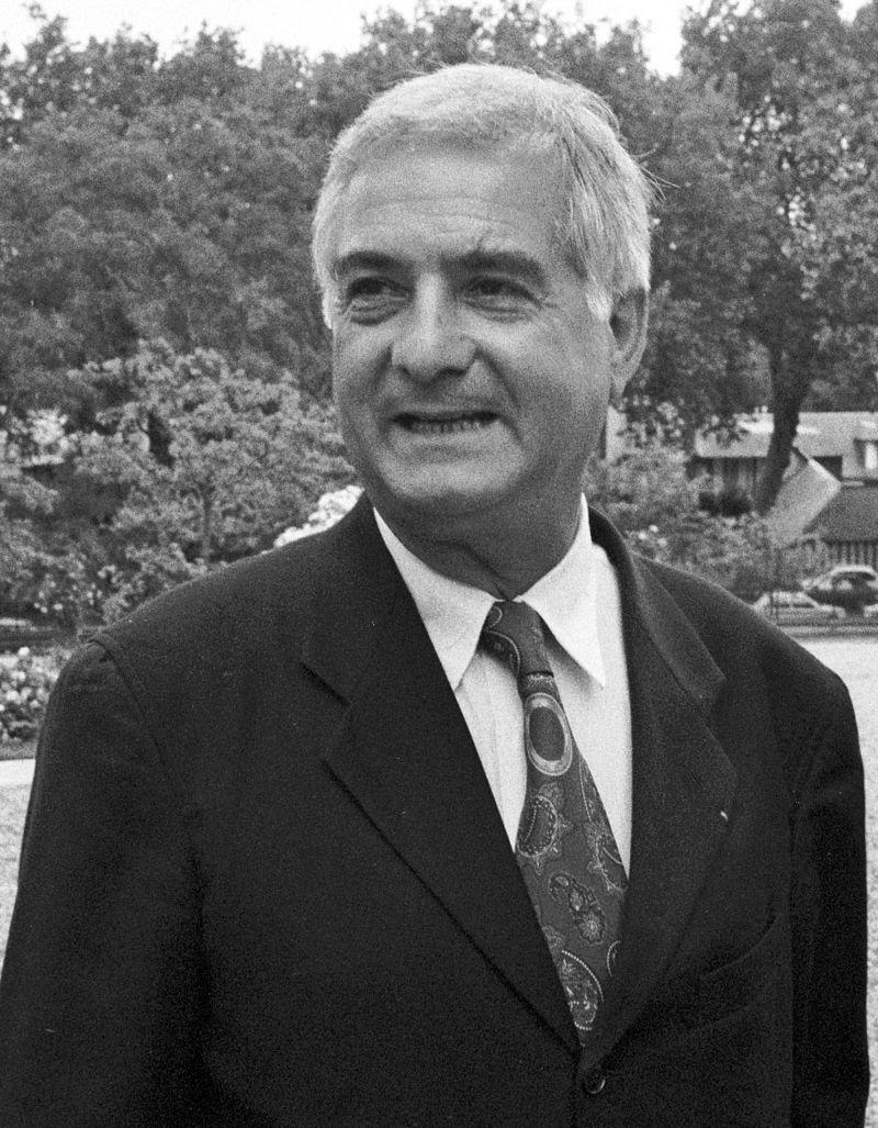 L'acteur français Jean-Claude Brialy à Deauville (Normandie, France) en 1992. | Photo : Wikimedia.