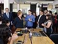 Jefa de Estado dialoga con emprendedores e innovadores sociales (30882884155).jpg