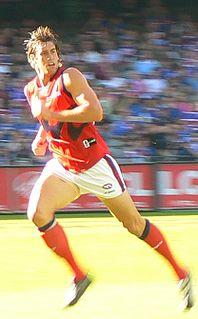 Jeff White (Australian footballer) Australian rules footballer, born 1977