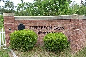 Jefferson Davis Memorial Historic Site