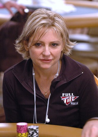 Jennifer Harman - Harman at the 2006 World Series of Poker
