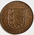 Jersey, one twelfth of a shilling 1964.jpg