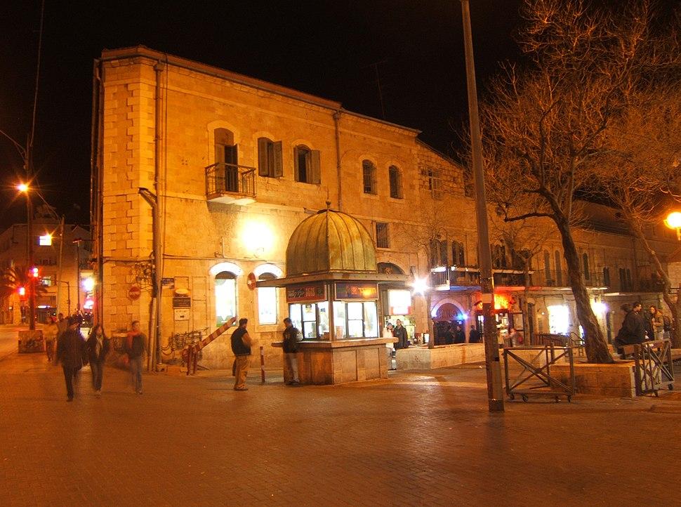 Jerusalem 31 Jaffa Road 04