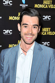 Jesse Aaron Dwyre Canadian actor, musician and writer