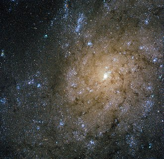 NGC 7793 - Image: Jets and explosions in NGC 7793