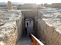 Jiaohe Ruins Turpan Xinjiang China 新疆 吐魯番 交河故城 衙门入口 - panoramio.jpg