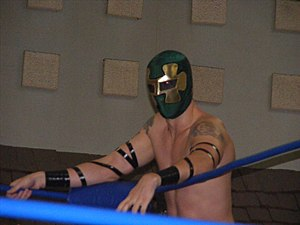 Jigsaw (wrestler) - Jigsaw in August 2010