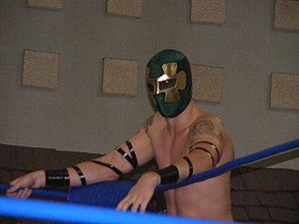 Jigsaw (wrestler) - Jigsaw in August 2010