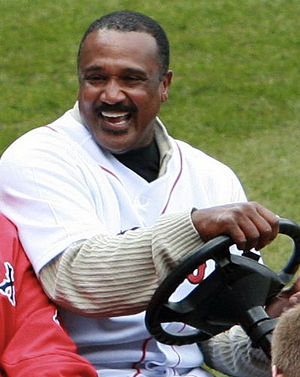 Jim Rice - Rice in 2009.