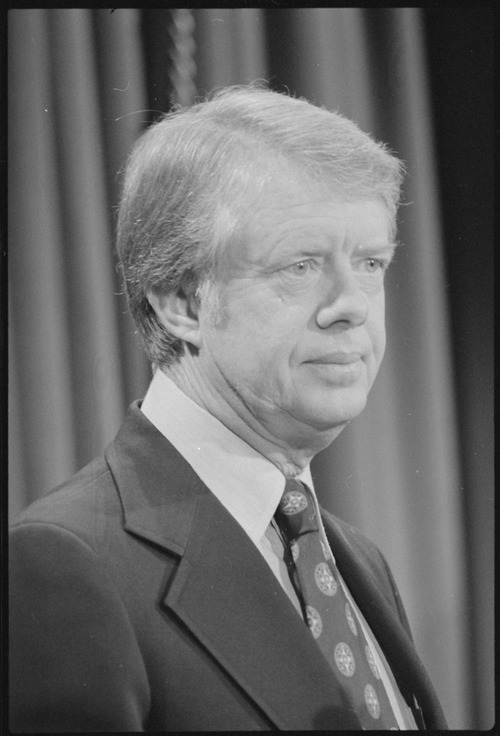 Jimmy Carter head shot - NARA - 175374.tif