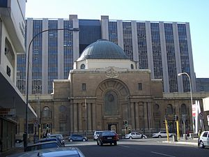Edwin Cameron - The Witwatersrand Local Division (now the South Gauteng High Court) in Johannesburg