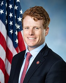 Joe Kennedy III, official portrait, 116th Congress.jpg