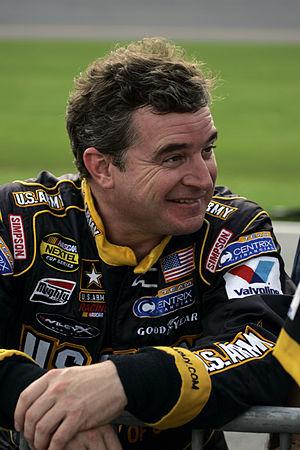 1992 NASCAR Busch Series - Joe Nemechek, the 1992 Busch Series champion