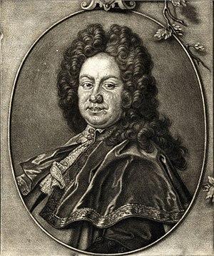 Colditz - Johann David Koehler 1720