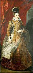 Jeanne d'Autriche, grande duchesse de Toscane, mère de Marie de Médicis