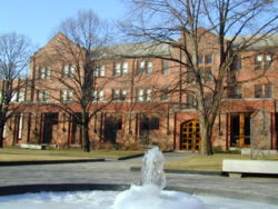 Munk Centre for International Studies (north wing)