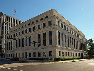 John Archibald Campbell United States Courthouse United States historic place