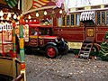John Carter and Sons' Fairground, the oldest working lorry in England - geograph.org.uk - 1592624.jpg