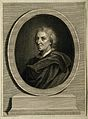John Evelyn. Line engraving by F. Bartolozzi, 1776, after hi Wellcome V0001809.jpg