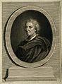 John Evelyn. Line engraving by F. Bartolozzi, 1776, after hi Wellcome V0001809.jpg
