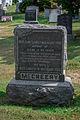 John Luckey McCreery grave detail - Glenwood Cemetery - 2014-09-14.jpg