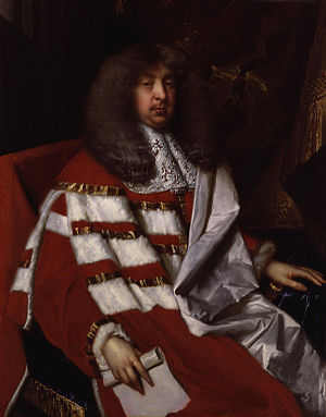 John Maitland, 1st Duke of Lauderdale - John Maitland by Jacob Huysmans