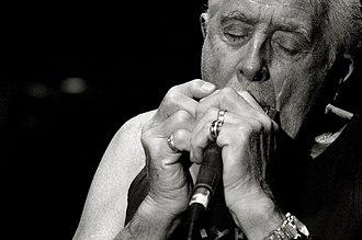 """John Mayall - Mayall's """"Pistoia Blues"""", Pistoia, Italy"""