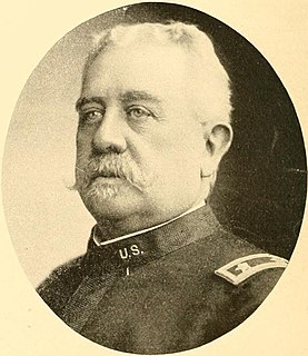 John R. Brooke Union Army general and governor of Puerto Rico