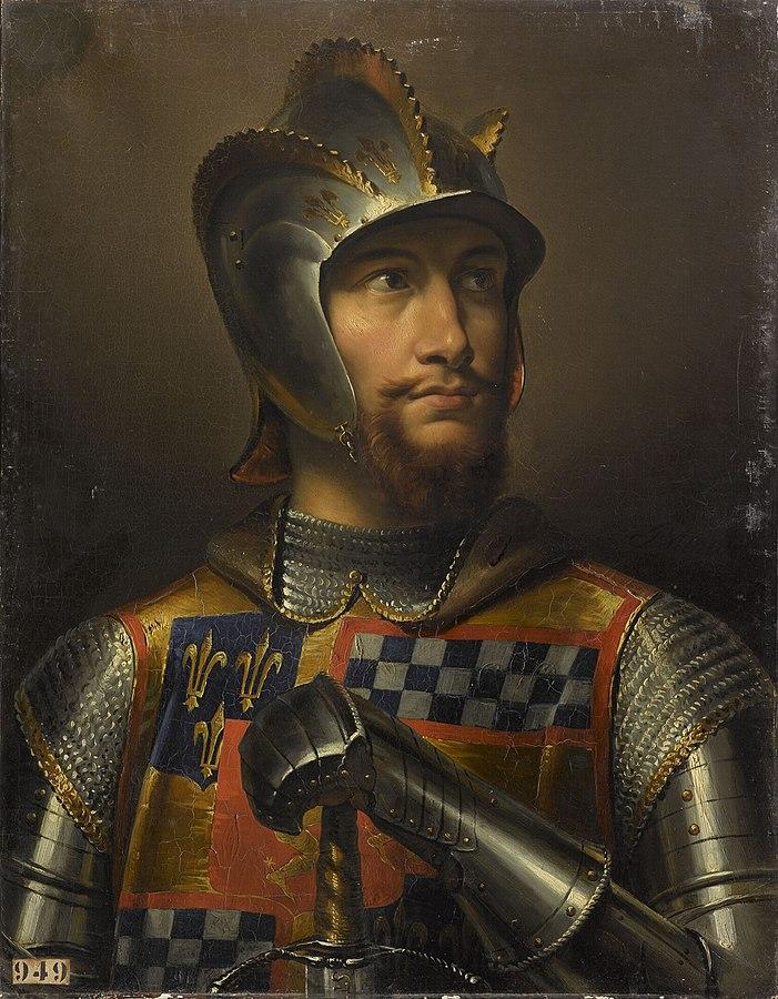 Jean II Stuart, connétable de Buchan (+ 1424)