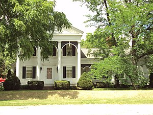 National Register of Historic Places listings in Lapeer County, Michigan - Image: John W Day House