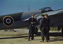 John de Havilland 1943 IWM TR 928.jpg