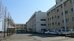 Johoku Saitama Junior and Senior High School 01.jpg