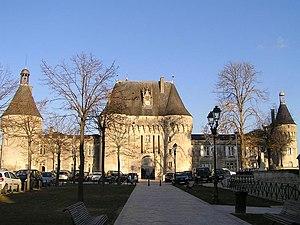 Jonzac - Chateau