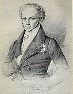 O Κόμης Ιωσήφ Λουδοβίκος Άρμανσμπεργκ