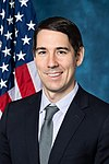 Josh Harder, official portrait, 116th Congress.jpg