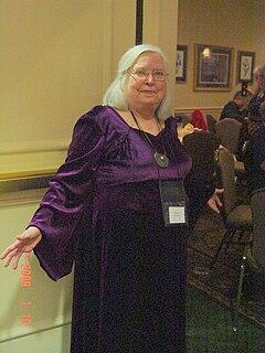 Juanita Coulson American writer, editor and filk musician