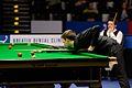 Judd Trump and Michael Holt at Snooker German Masters (DerHexer) 2015-02-04 01.jpg