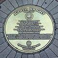 Judith Wright Sydney Writers Walk plaque.jpg