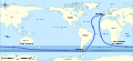 Jules Verne Trophy map-fr.svg