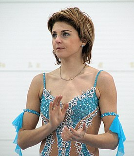 Júlia Sebestyén Hungarian figure skater