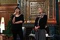 Julia Cepp, Tanja Hausner - Abend der Nominierten zum Österreichischen Filmpreis 2014.jpg