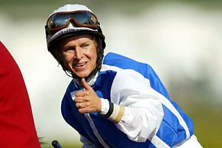 Julie Krone American jockey