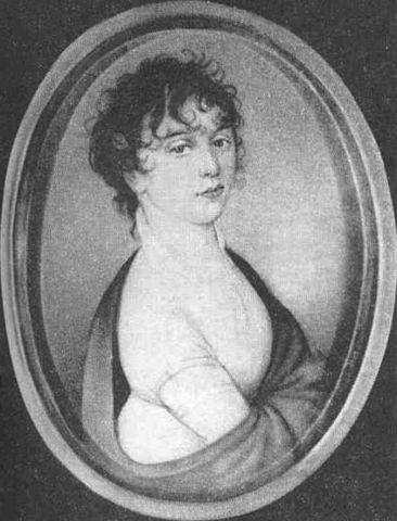 Джульетта Гвиччарди, которой композитор посвятил Лунную сонату