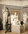 Julius Exner - The Plaster Cast Collection in the Royal Academy of Fine Arts - KMS3110 - Statens Museum for Kunst.jpg