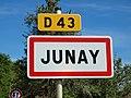 Junay-FR-89-panneau agglomération-02.jpg