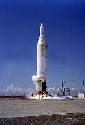 Juno II - Launch of a Juno II