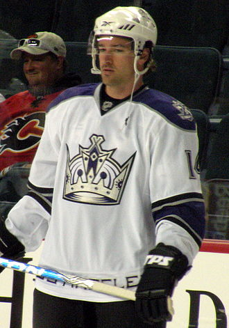 Justin Williams - Williams with the Kings in 2009.